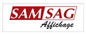 SAMSAG Affichage